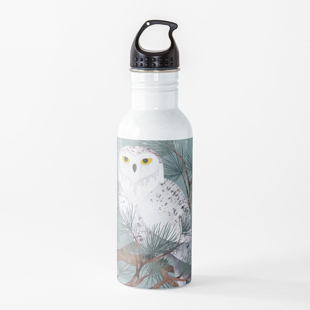 Nevado Botella de agua