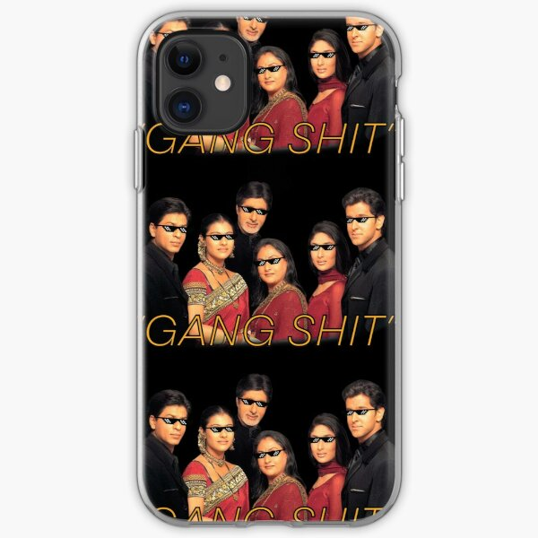 Gang Iphone Cases Covers Redbubble