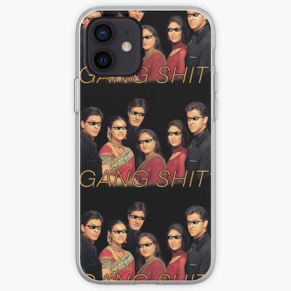Gang Shit (K3G) iPhone Soft Case