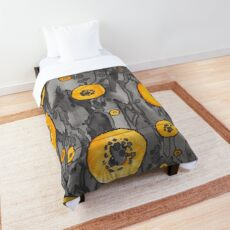 Regal Sea Goddess Comforter