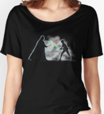 Vader Luke duel Women's Relaxed Fit T-Shirt