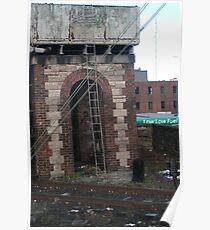 Urban Abandonment! Poster