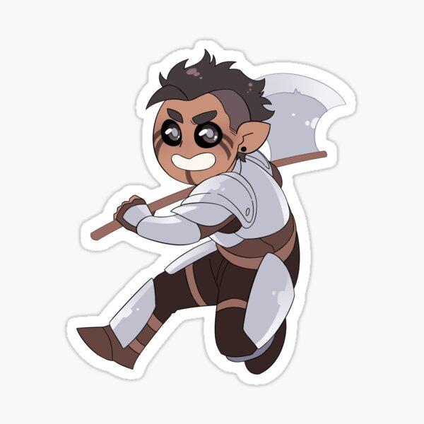 Gimgar Sticker