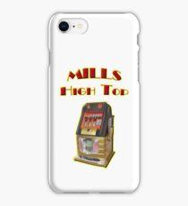 Mills High Top iPhone Case/Skin