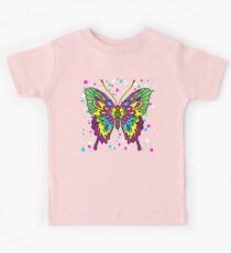 Original Colourful Butterfly Kids Clothes