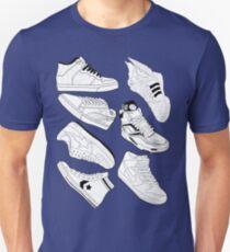 Sneaker Freak B/W Unisex T-Shirt