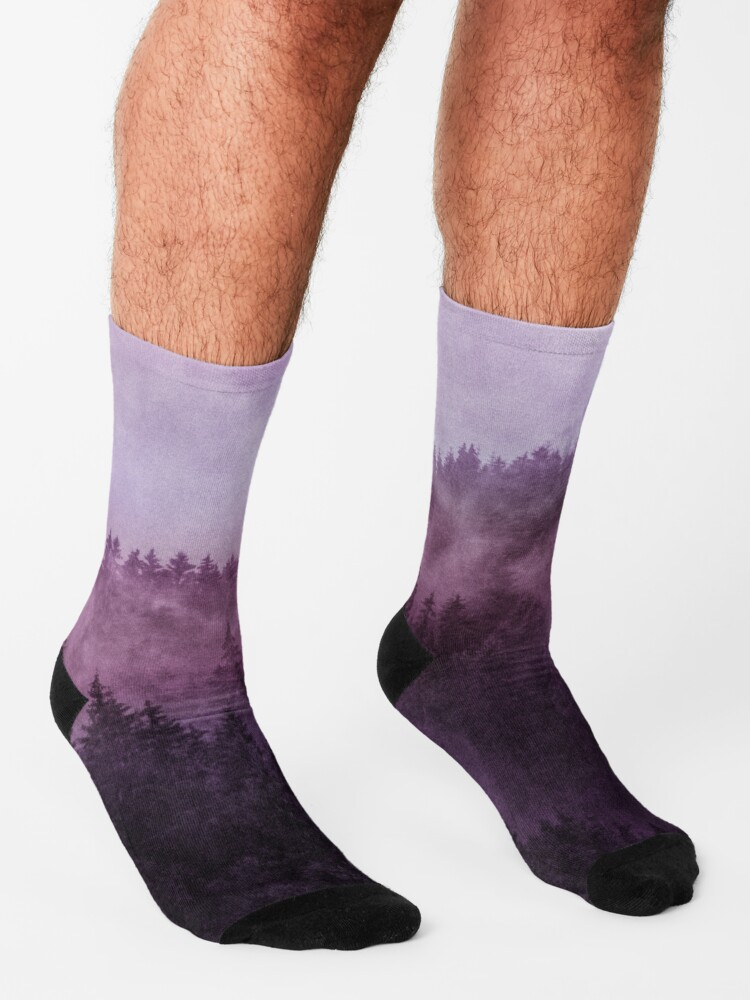 Alternate view of Excuse Me, I'm Lost // Laid Back Edit Socks