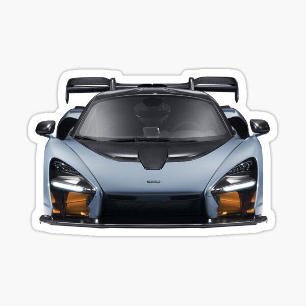 McLaren Sticker