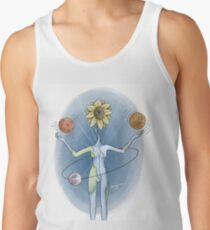 Venus, Earth and Mars Tank Top