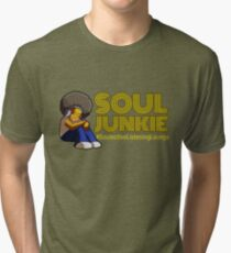 SOULective Listening Lounge Tee - 010 Tri-blend T-Shirt