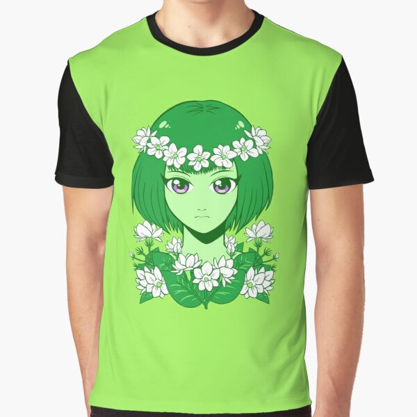 Lady Sampaguita Graphic T-Shirt