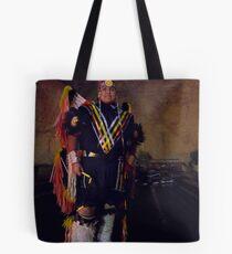 Navajo Fancy Dancer Tote Bag