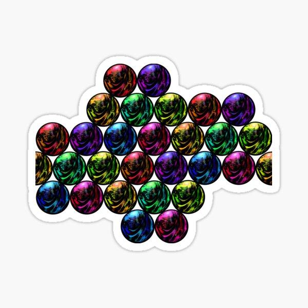 Color Balls Sticker