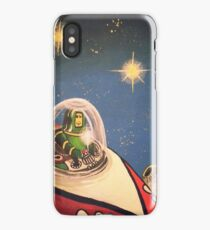 Space Toys iPhone Case/Skin