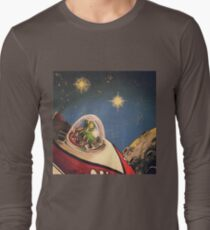 Space Toys Long Sleeve T-Shirt