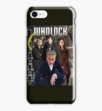 Wholock iPhone Case/Skin