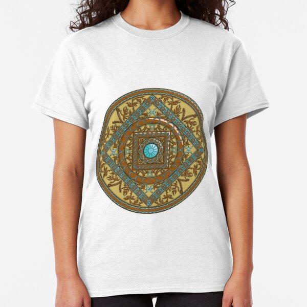 Pisces Mandala Classic T-Shirt
