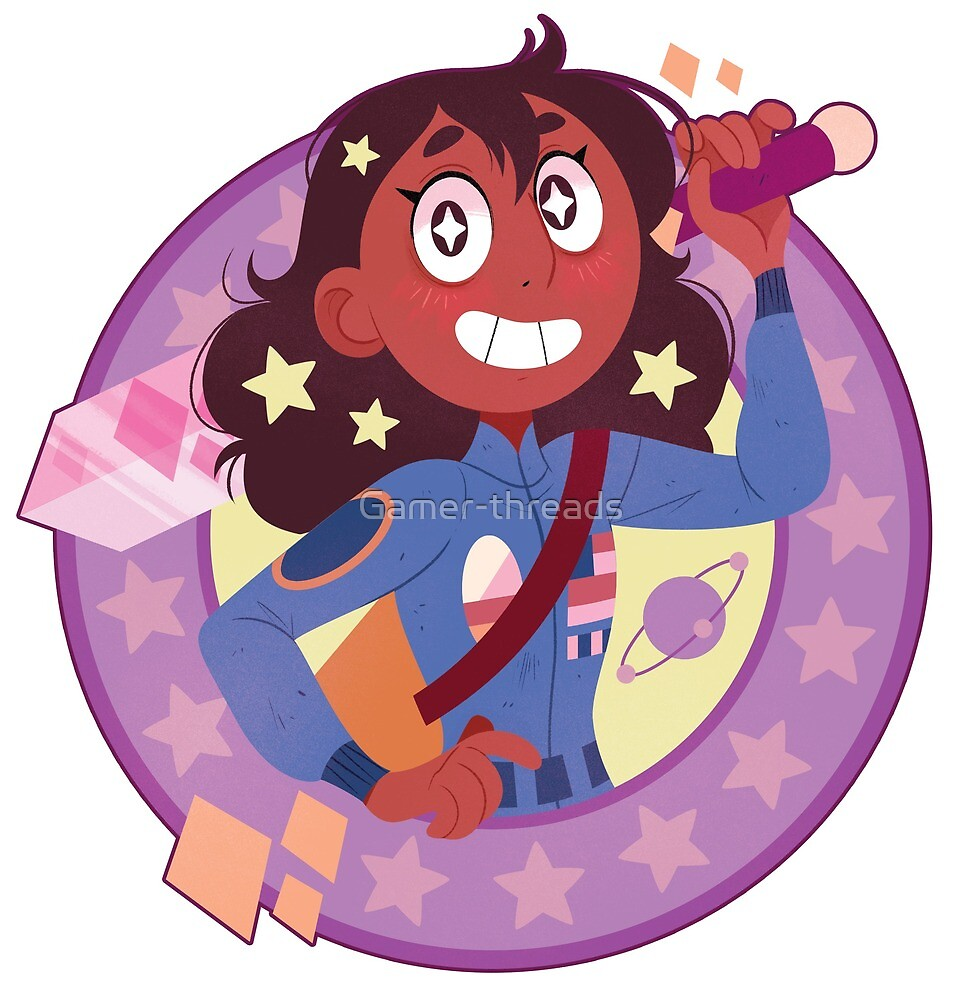Connie - Space Camp - Steven Universe by Gamer-threads