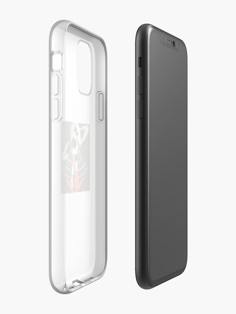 Coque iPhone «ASTROLOVE», par Zaku2