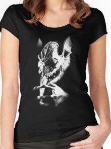 TRICK OR TREAT Women's Fitted Scoop T-Shirt