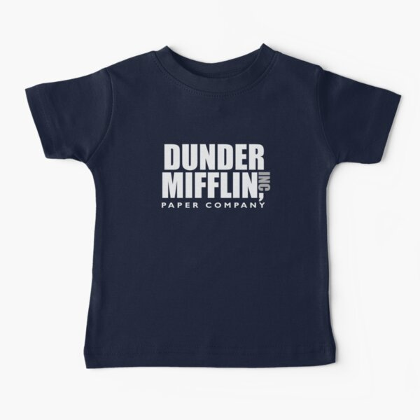 The Dunder Office Mifflin Inc. Design, T-Shirt, tshirt, tee, jersey, poster, Original Funny Gift Idea, Dwight Best Quote From Baby T-Shirt