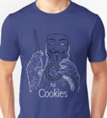 C for Cookie Unisex T-Shirt