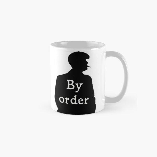 Par ordre Mug classique