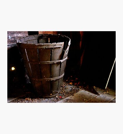 A Nyce Basket Photographic Print