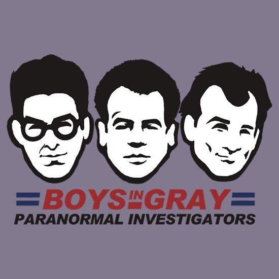 TShirtGifter presents: Boys in Gray