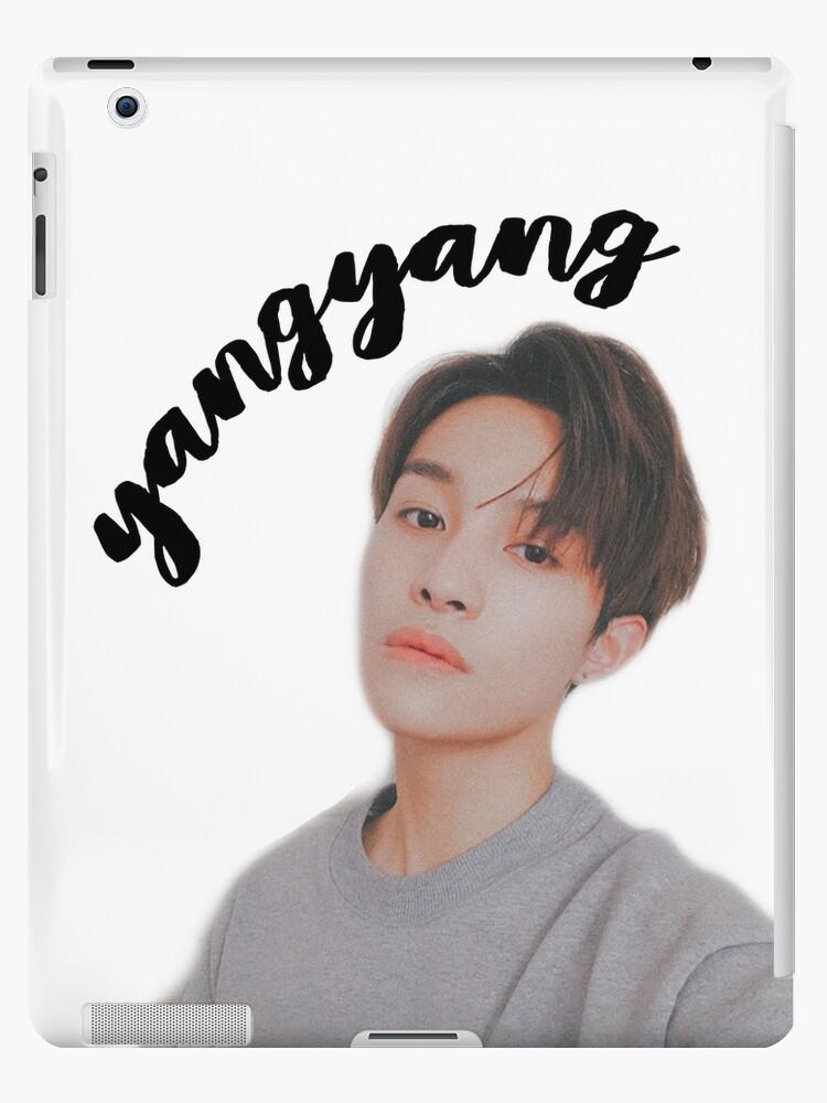 Nct Yangyang Wayv Yangyang Ipad Case Skin By Johncynbeom Redbubble