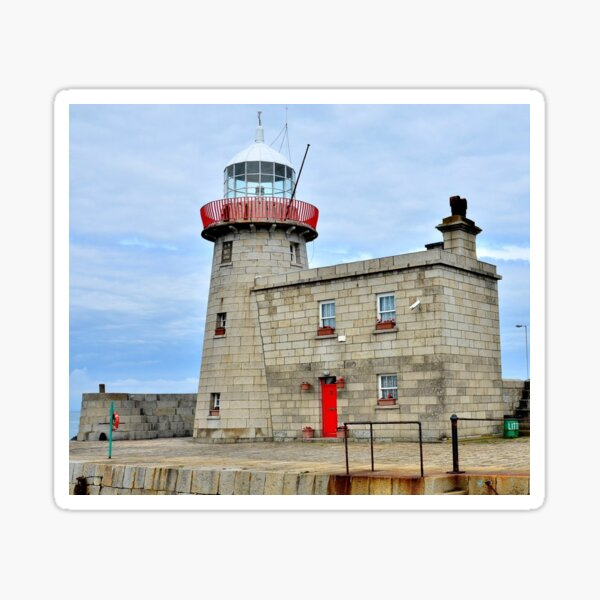 Howth Lighthouse Sticker