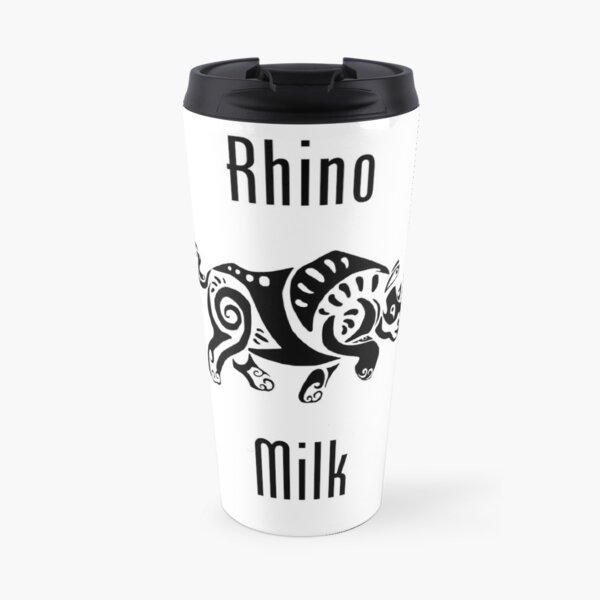 Rhino Milk Travel Mug