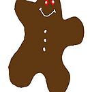 The Gingerbread Man by MaeBelle