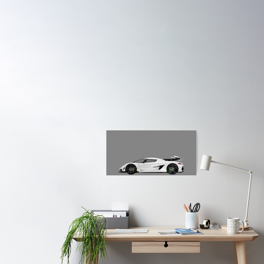 Koenigsegg Poster