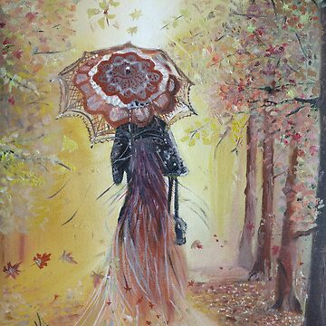 Be my Autumn - reproduction by KSArt
