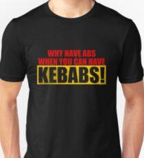Abs Kebabs Unisex T-Shirt
