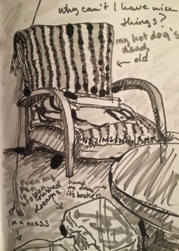 My Chair by kkomcd