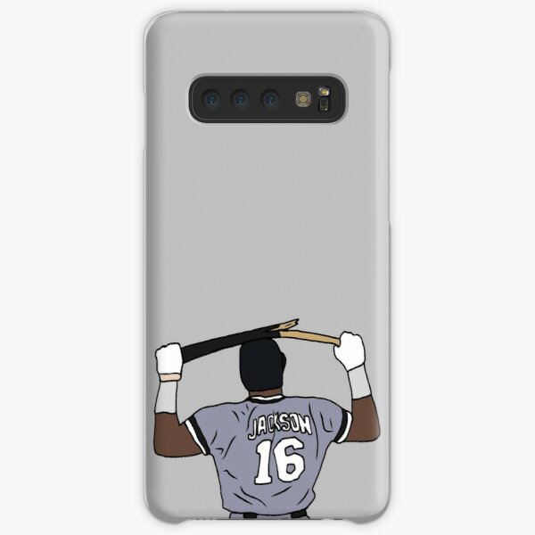 Bo Jackson Breaking A Bat Samsung Galaxy Snap Case
