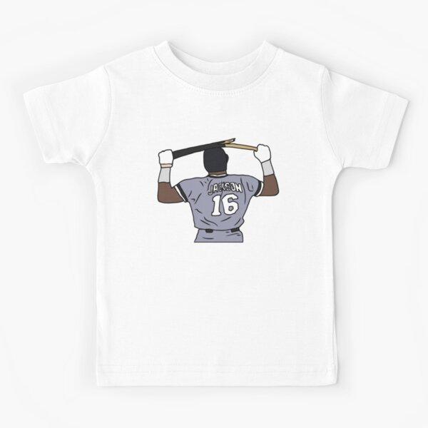 Bo Jackson briser une batte T-shirt enfant