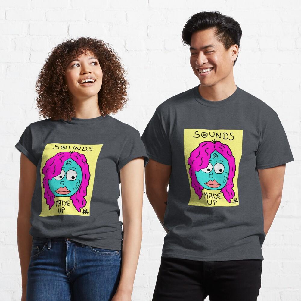 Scykosiz - SOUNDS MADE UP Classic T-Shirt