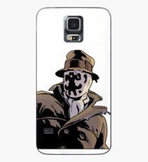 Rorschach from Watchmen Case/Skin for Samsung Galaxy