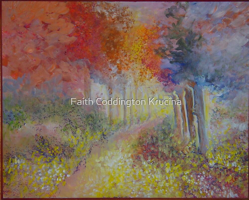 Mystic Path by Faith Coddington Krucina