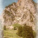 Mountain Granduer - Mythen by Malinee Ganahl
