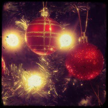 Christmas baubles TTV style by pnjmcc