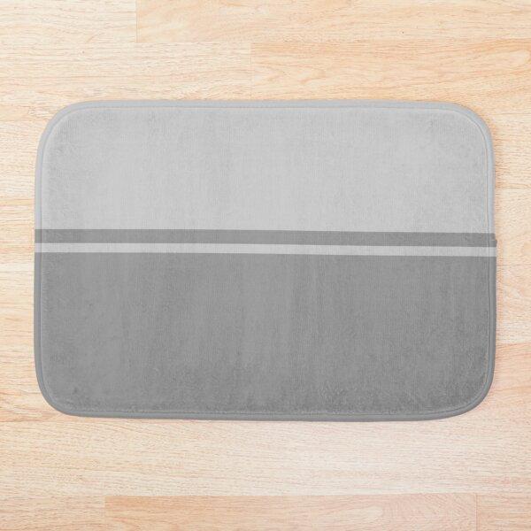 Grey + Grey Bath Mat
