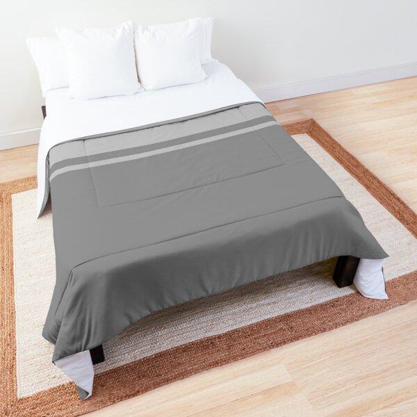 Grey + Grey Comforter