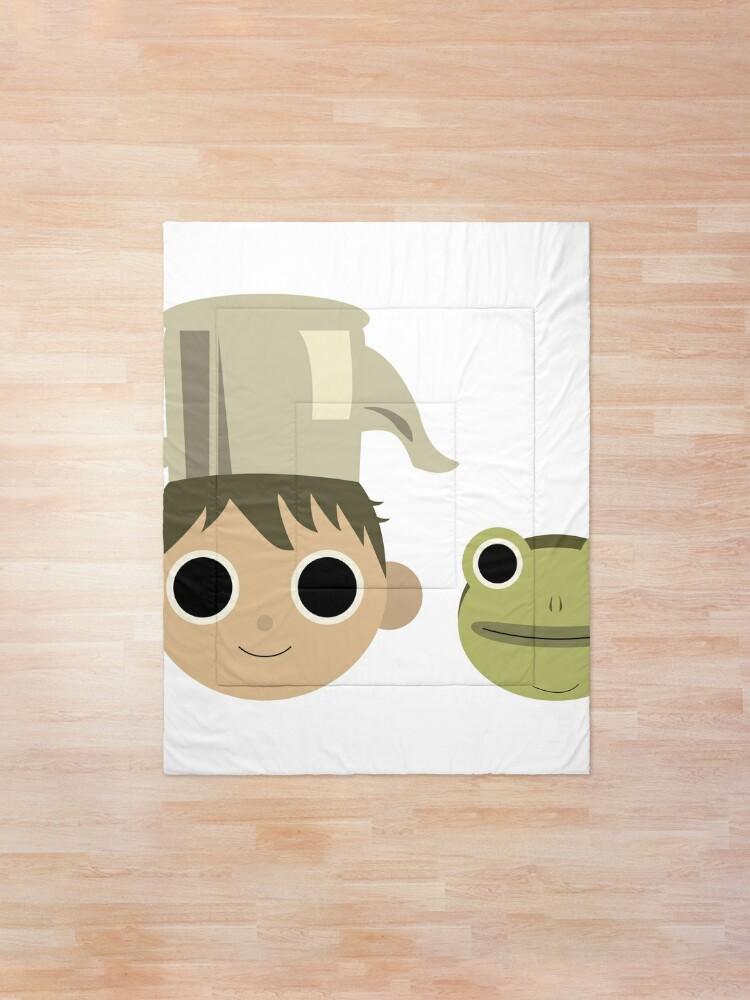 Alternate view of Greg and Jason Funderburker Comforter