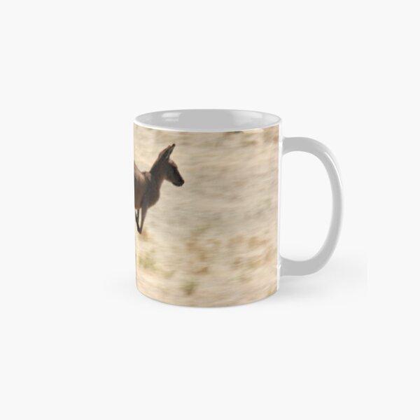 Eastern Grey Kangaroo (Jumping) Classic Mug