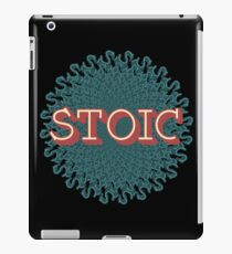 Stoic - The Joy of Being iPad Case/Skin