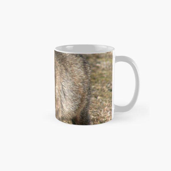 Speedy (Common Wombat) Classic Mug